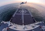 Phớt lờ chiến hạm Mỹ, Trung Quốc ngang nhiên tập trận ở Biển Đông