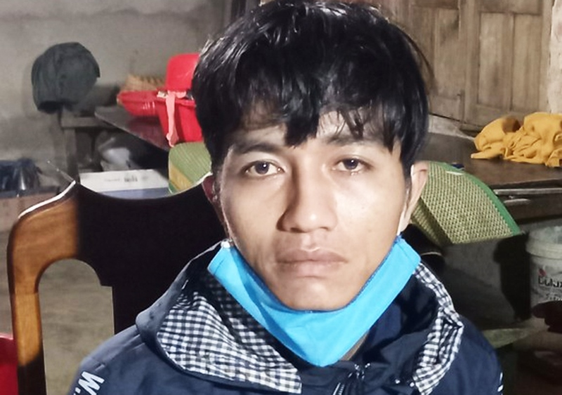Kẻ trốn truy nã vì trộm sâm Ngọc Linh bị bắt khi lén về thăm vợ