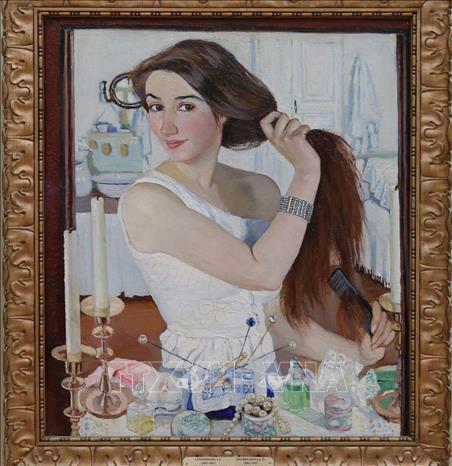 tác phẩm của Zinaida serebriakova