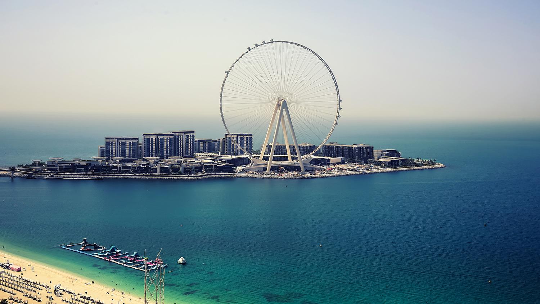 Top 10 vòng đu quay lớn nhất thế giới