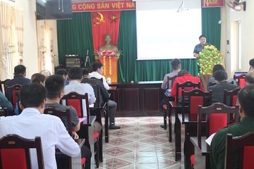 Hà Giang: Tập huấn phòng chống tác hại thuốc lá