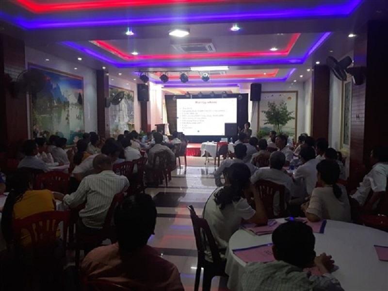 Quảng Bình: Nâng cao năng lực quản trị, điều hành cho các HTX