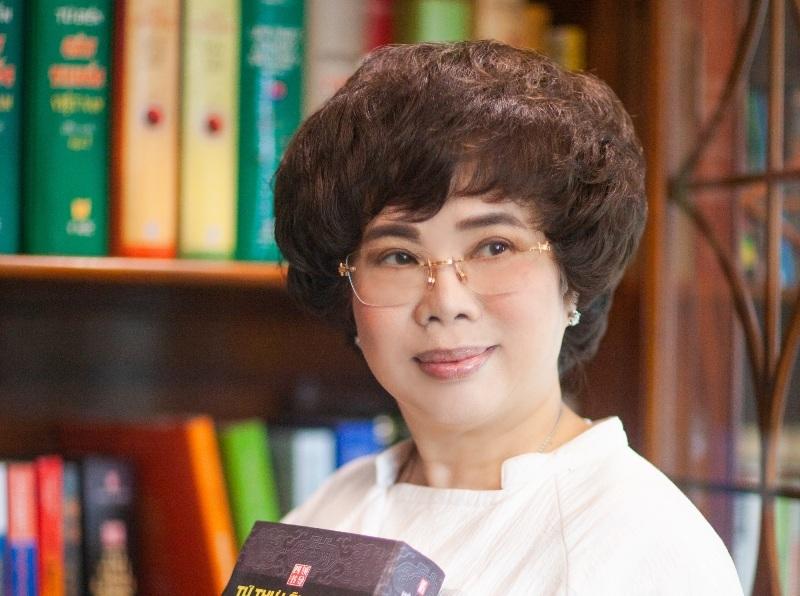 Anh hùng Lao động Thái Hương: Bản ngã của tôi là luôn muốn làm những việc tốt thiết thực cho cộng đồng