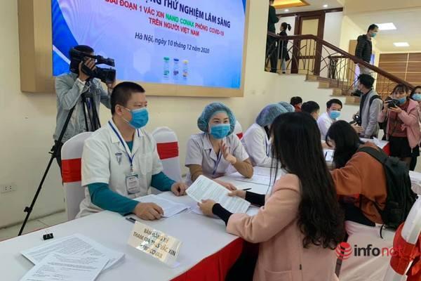 Vắc xin Covid-19 thử nghiệm trên người Việt được sản xuất như thế nào?