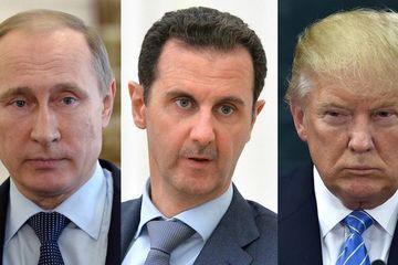 Tình hình Syria: Mỹ không loại khả năng trừng phạt Nga vì Syria