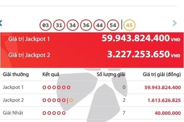Liên tục có người cùng trúng Jackpot tiền tỷ phải chia giải thưởng, tháng 12 đã có 9 tỷ phú Vietlott
