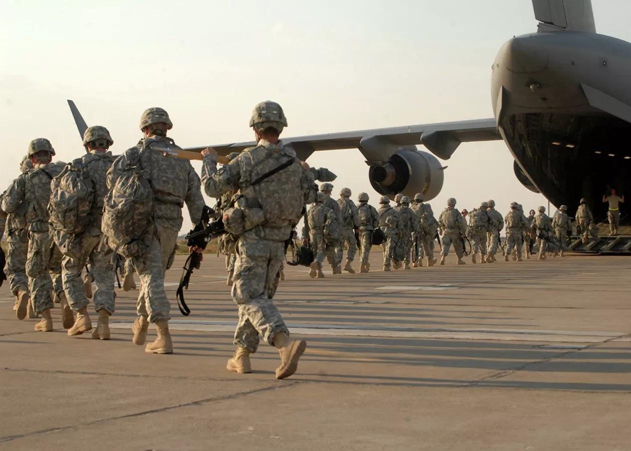 Quân đội Mỹ,Trung Đông