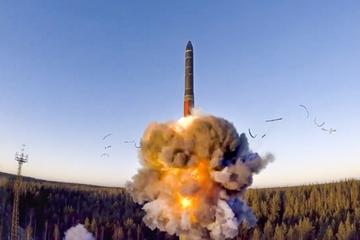 Ông Putin 'nhắc nhở' chính quyền Joe Biden bằng bộ ba hạt nhân hủy diệt?