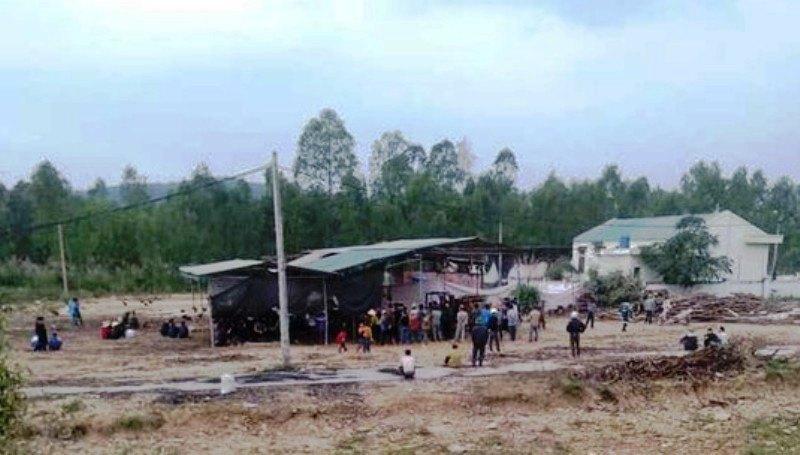 Phát hiện thi thể chủ nhiệm HTX cháy sém trong chòi canh ở Nghệ An