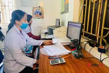 Một thao tác đơn giản quản lý 12.000 trạm y tế