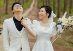 Ngây ngất với bộ ảnh cưới rạng rỡ hết cỡ ở Đà Lạt