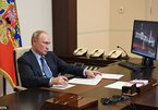 Điện Kremlin lên tiếng về nơi ở của Tổng thống Putin