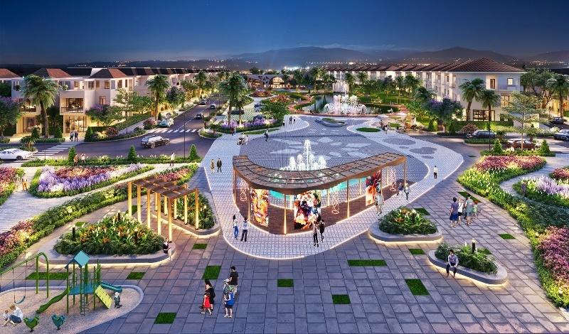 Chân dung' khu đô thị kiểu mẫu đầu tiên tại Vũng Tàu