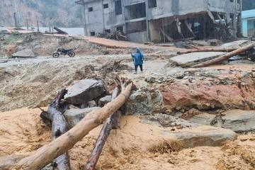 Quảng Nam: Tiếp nhận hơn 1,4 tỷ đồng khắc phục hậu quả thiên tai