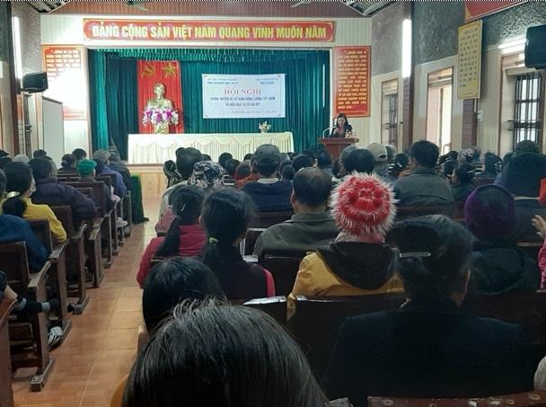 Thái Bình tuyên truyền sử dụng năng lượng tiết kiệm