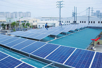 Thêm 34 khách hàng ở Bắc Giang lắp đặt điện mặt trời mái nhà