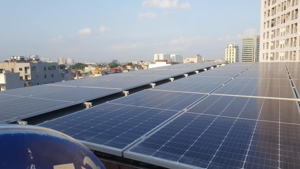Miền Bắc đã có 6.350 khách hàng lắp đặt điện mặt trời mái nhà