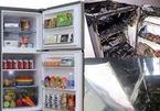Thủng hai màng nhĩ vì tủ lạnh phát nổ khi đang sửa