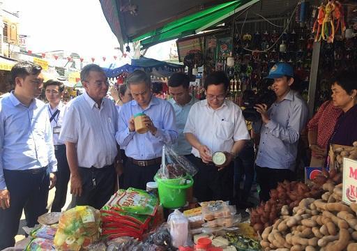 Kết quả thanh kiểm tra an toàn thực phẩm năm 2020 của Lạng Sơn