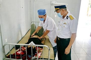 Bệnh viện 108 hỗ trợ tối đa cho Bệnh xá đảo Song Tử Tây