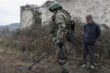 Lực lượng gìn giữ hòa bình Nga giải phóngkhu vực lớnở Nagorno-Karabakh