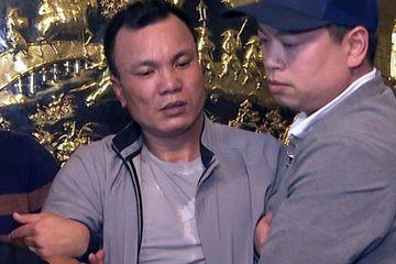 Bắt giám đốc công ty vận tải cùng 2 đàn em về tội ném vỡ kính xe khách