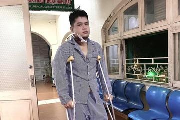 Tiktoker Long Chun bất ngờ thông báo mắc bệnh u men xương hàm