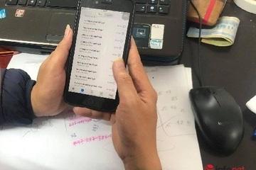 Khủng hoảng vì hàng trăm cuộc điện thoại đòi nợ người khác vay