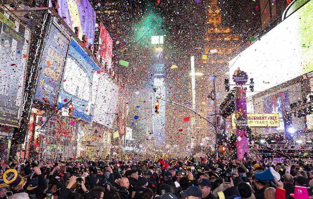 Lễ đón Năm mới 2021 ở Quảng trường Thời đại sẽ tổ chức thế nào?