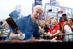 Những khoảnh khắc 'hiếm thấy' của Tổng thống đắc cử Joe Biden