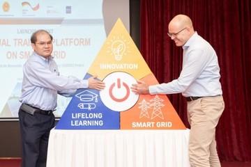 Ra mắt nền tảng học trực tuyến về hòa lưới năng lượng tái tạo tại Việt Nam