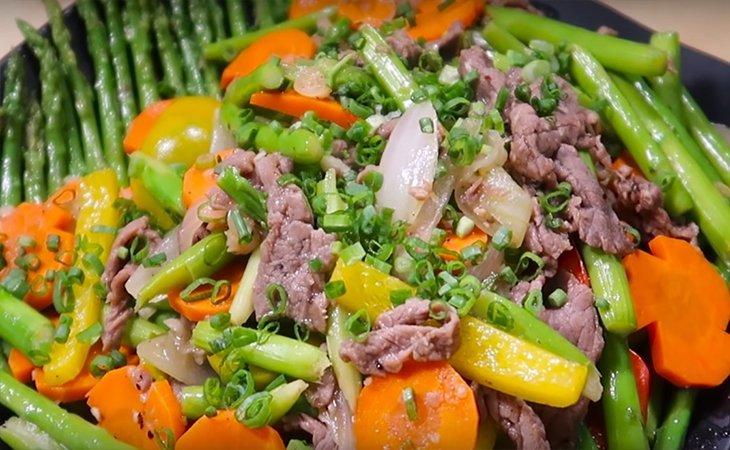 thịt bò nấu gì ngon