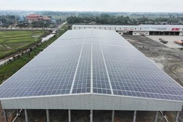 Hà Tĩnh: 286 khách hàng lắp điện mặt trời áp mái nhà, tăng 378%