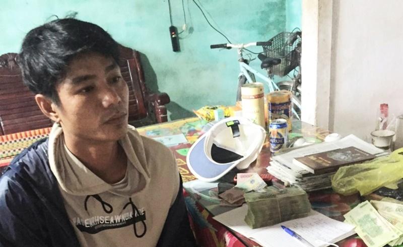 Quảng Nam: Dọa lấy mạng cả nhà con nợ, 'trùm' cho vay nặng lãi 'xộ khám'