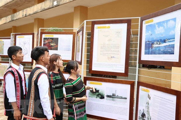 Đắk Nông tuyên truyền về chủ quyền biển, đảo cho học sinh dân tộc thiểu số