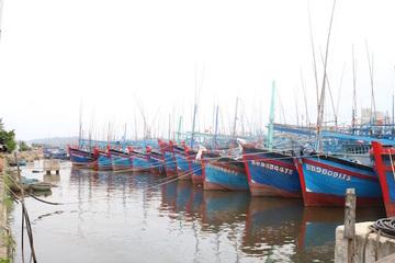 Bình Định hỗ trợ cho các tàu cá đánh bắt xa bờ