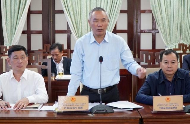 Thừa Thiên – Huế: Tập trung khắc phục sản xuất sau mưa lũ, không để lỡ mùa vụ