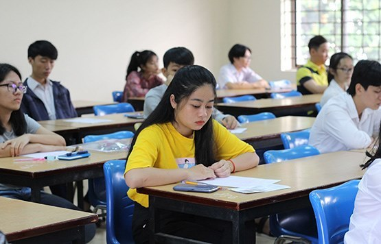 Năm 2021 ĐHQG Hà Nội tổ chức thi riêng cho 10.000 thí sinh