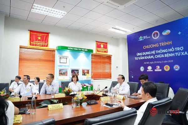 Hiệu quả từ Telehealth của BV Nhi trung ương với 170 cơ sở y tế khác