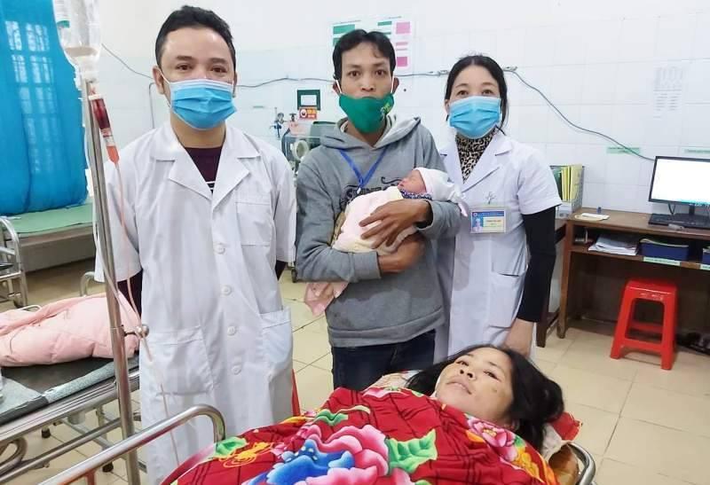 Nữ điều dưỡng hiến máu cứu sản phụ qua cơn nguy kịch