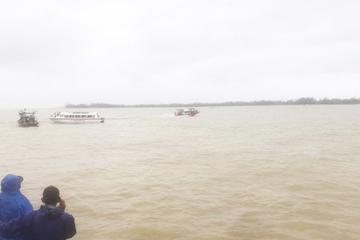 Quảng Nam: Tìm thấy thi thể người em trong vụ lật thuyền thúng