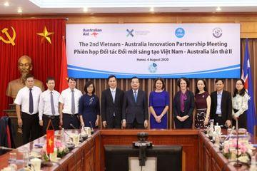 5 dự án khoa học nhận tài trợ từ chương trình Đối tác Đổi mới sáng tạo của Úc
