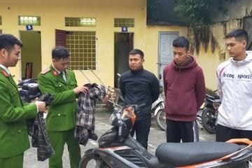 Xác định được 3 đối tượng ném chất bẩn vào nhà phóng viên ở Thanh Hóa