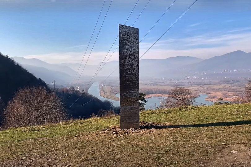 Khối kim loại bí ẩn ở Romania đã biến mất