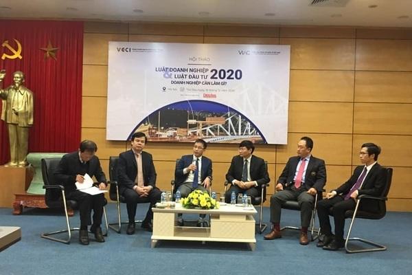 Luật Đầu tư 2020 và Luật Doanh nghiệp 2020: Doanh nghiệp cần chú ý điều gì?