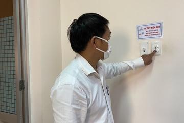 """Tập huấn """"Sử dụng tiết kiệm và hiệu quả năng lượng trong tòa nhà tại tỉnh Quảng Bình"""""""