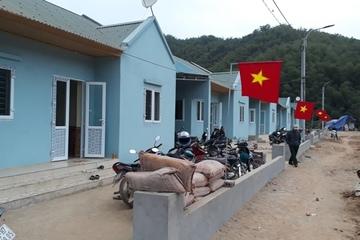 Thanh Hóa: Hỗ trợ hơn 43 tỷ đồng cho khu tái định cư Sa Ná