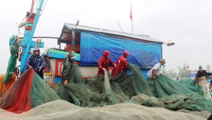 thiên tai,phòng chống thiên tai,Nghệ An,khắc phục hậu quả,mưa lũ,bão,ngư dân
