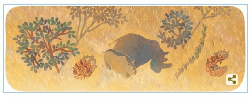 Tê giác trắng đực cuối cùng Sudan 2