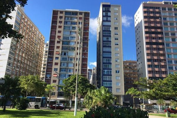 Những toà nhà nghiêng kỳ lạ nổi tiếng ở Brazil